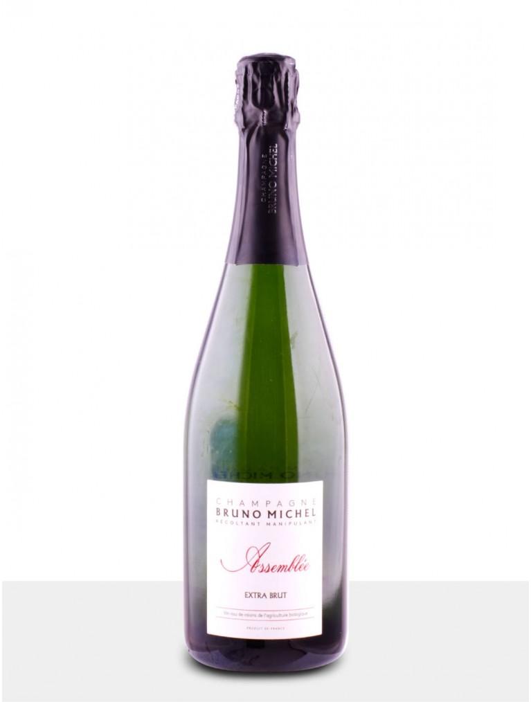Bruno Michel Champagne Assemblée Extra Brut